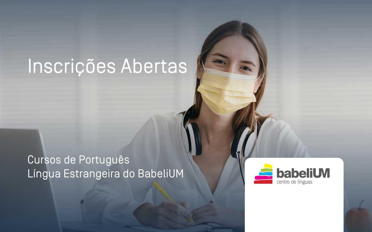 divercidade-Abertas inscrições para os Cursos de Português Língua Estrangeira do BabeliUM