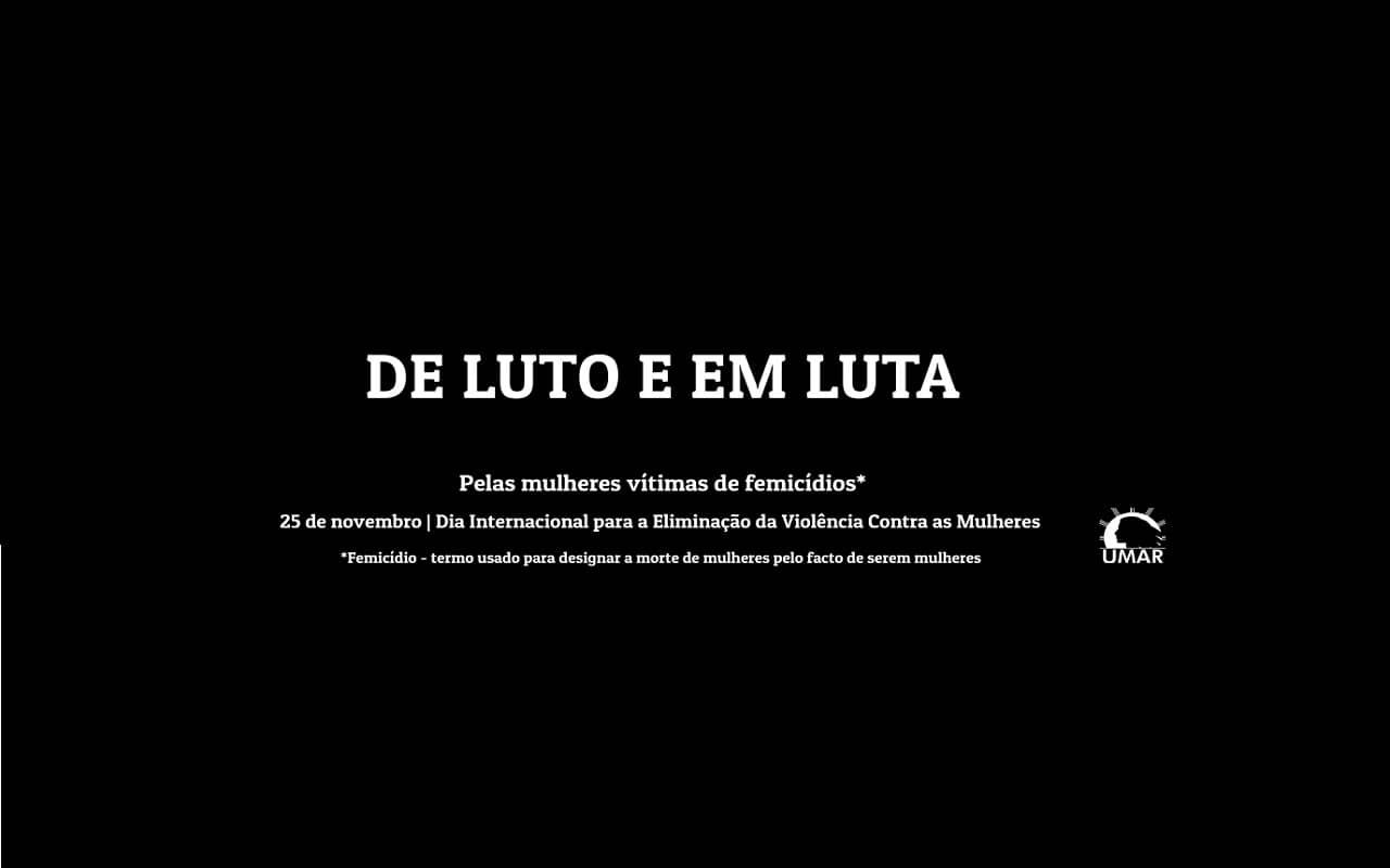 divercidade-Braga manifesta-se pela Eliminação da Violência Contra as Mulheres